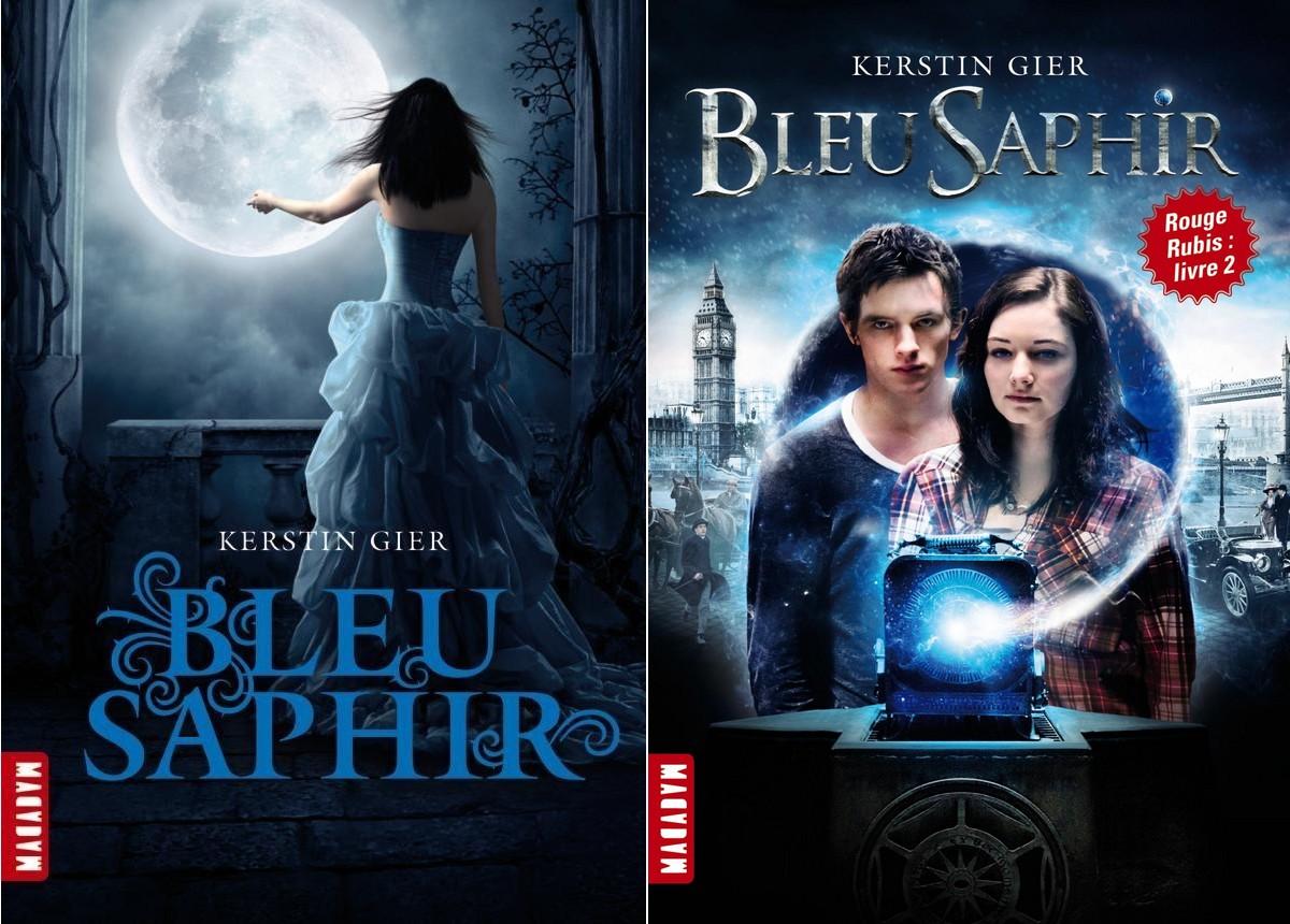 La Trilogie Des Gemmes Tome 2 Bleu Saphir De Kerstin Gier