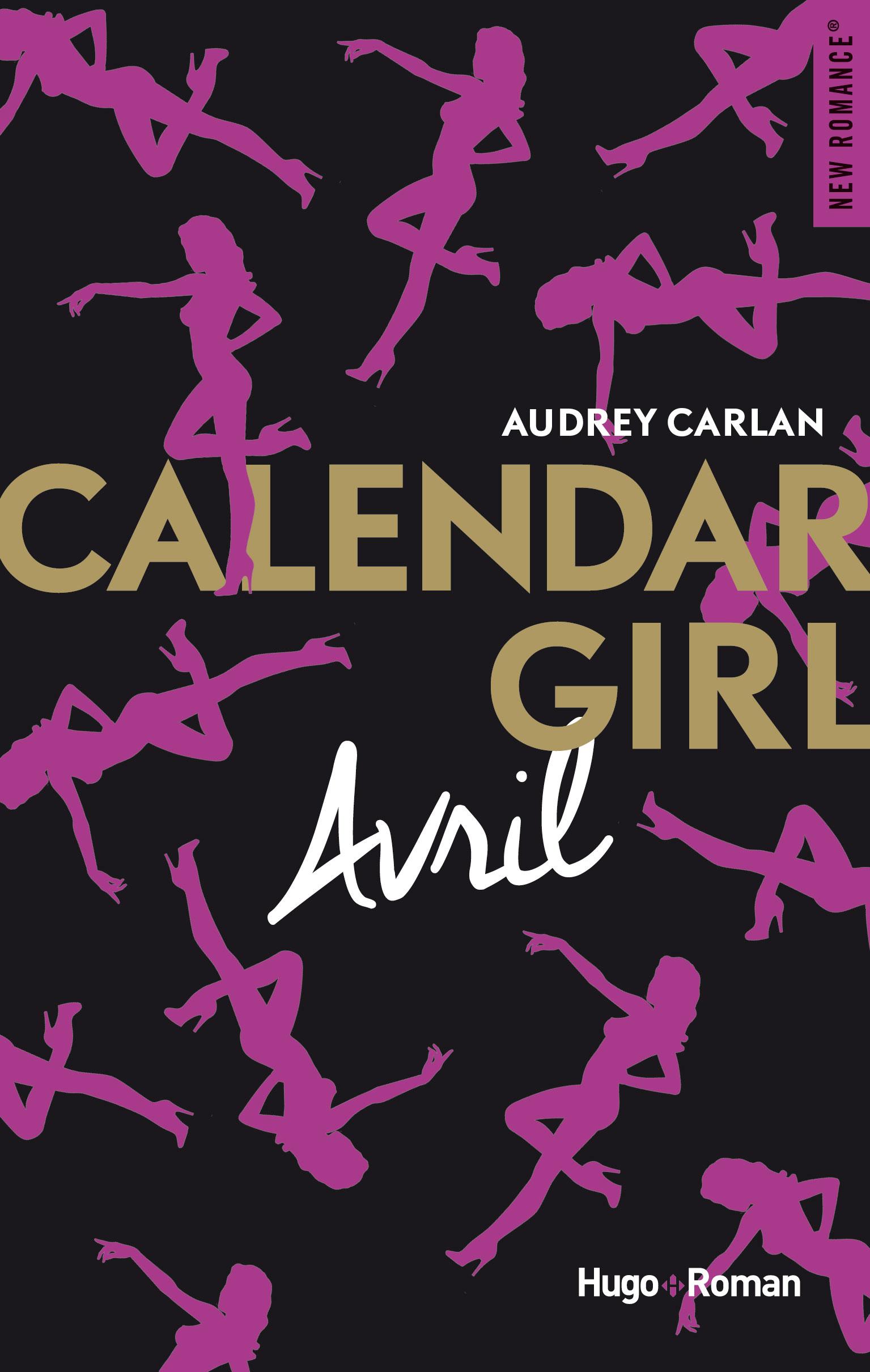"""Résultat de recherche d'images pour """"Calendar Girl - Avril de Audrey Carlan"""""""